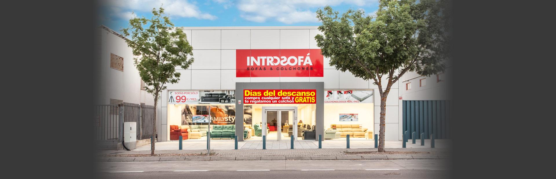 Introsofá Sofás y colchones en Ciudad Real