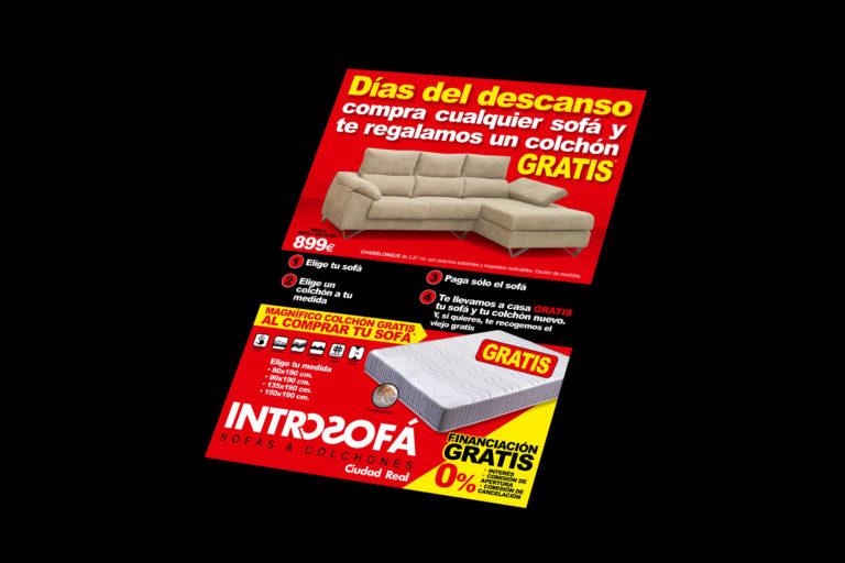 Nueva campaña de sofás y colchones en Ciudad Real